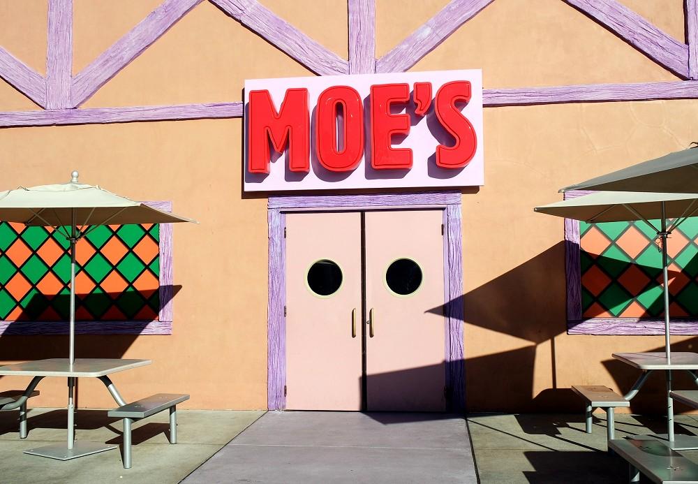 Springfield, Universal Studios, Orlando