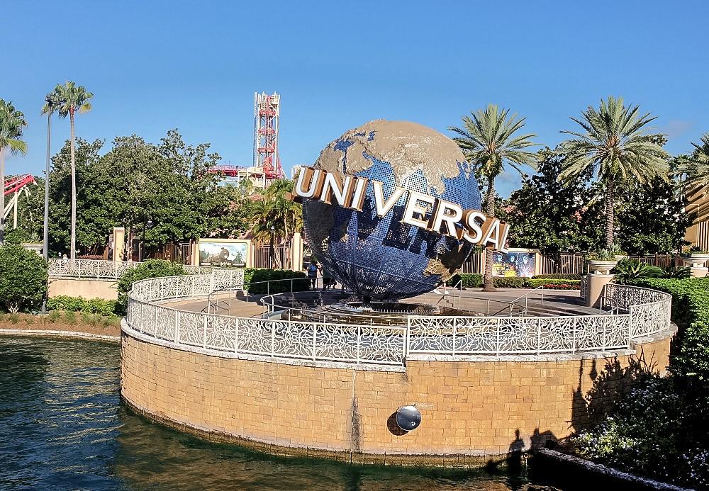 Universal Studios theme park, Florida