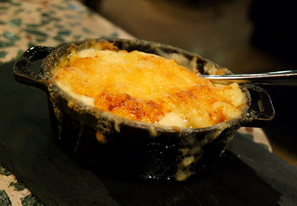 Jamie Oliver's Barbecoa London mac and cheese