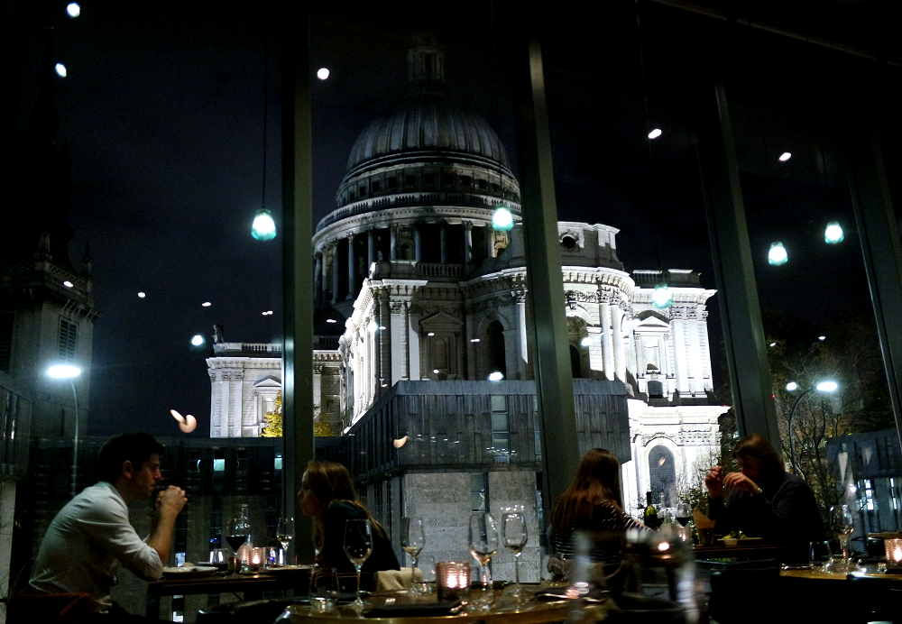 Jamie Oliver's Barbecoa, London