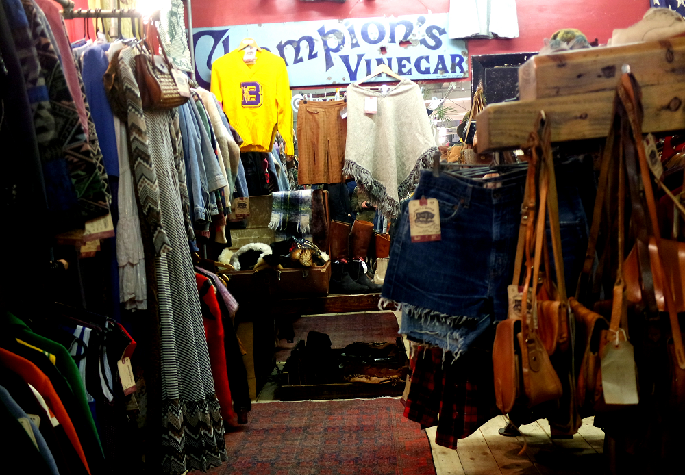 Uncle Sam's Vintage Clothing Bristol