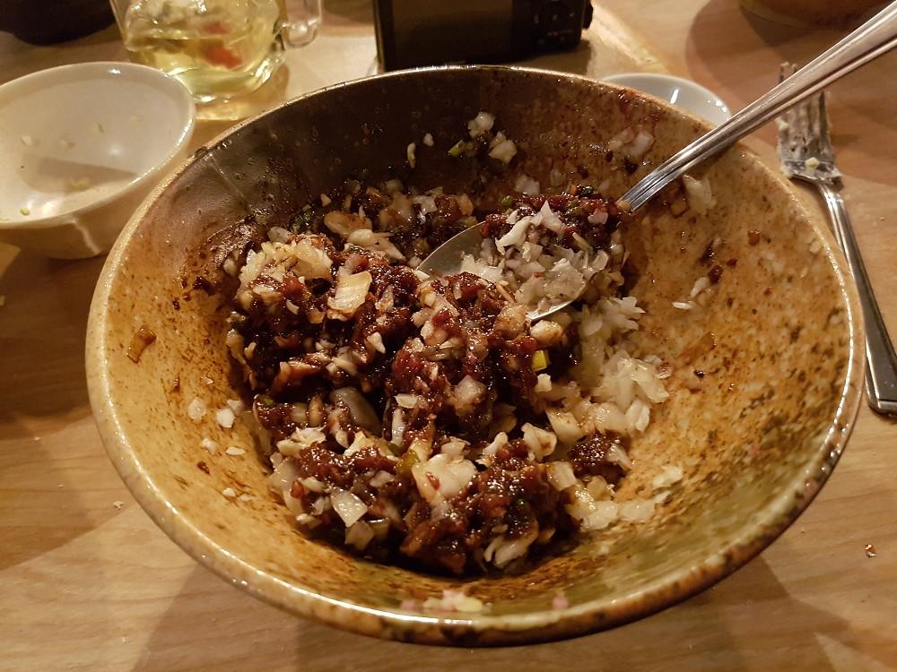 Chinese Turkey Dumplings Recipe | Mini Adventures
