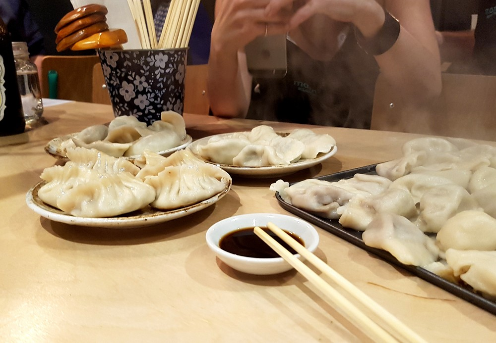 Mamalan Dumplings East Village Stratford | Chinese Turkey Dumplings Recipe | Mini Adventures