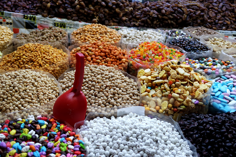 First Time Shopping in a Moroccan Souk: Souk El Had, Agadir, Morocco