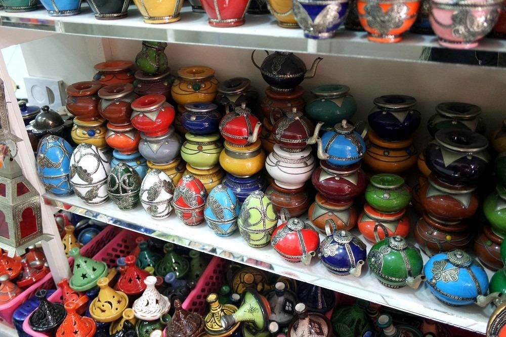 First Time Shopping in a Moroccan Souk: Souk El Had, Agadir, Morocco