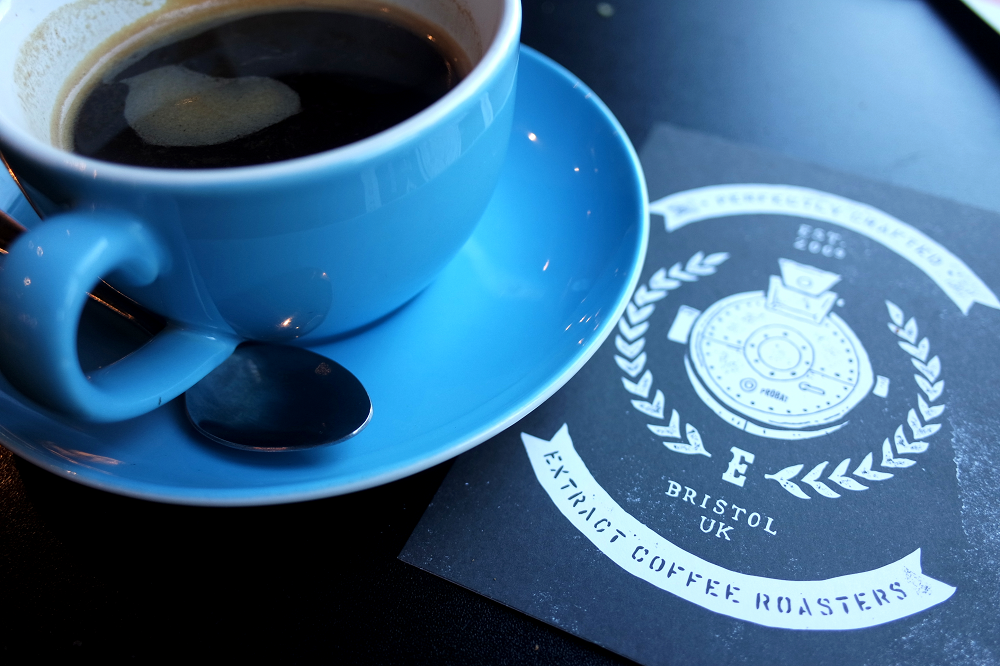 24 hours in Bristol: Coffee at Spicer and Cole