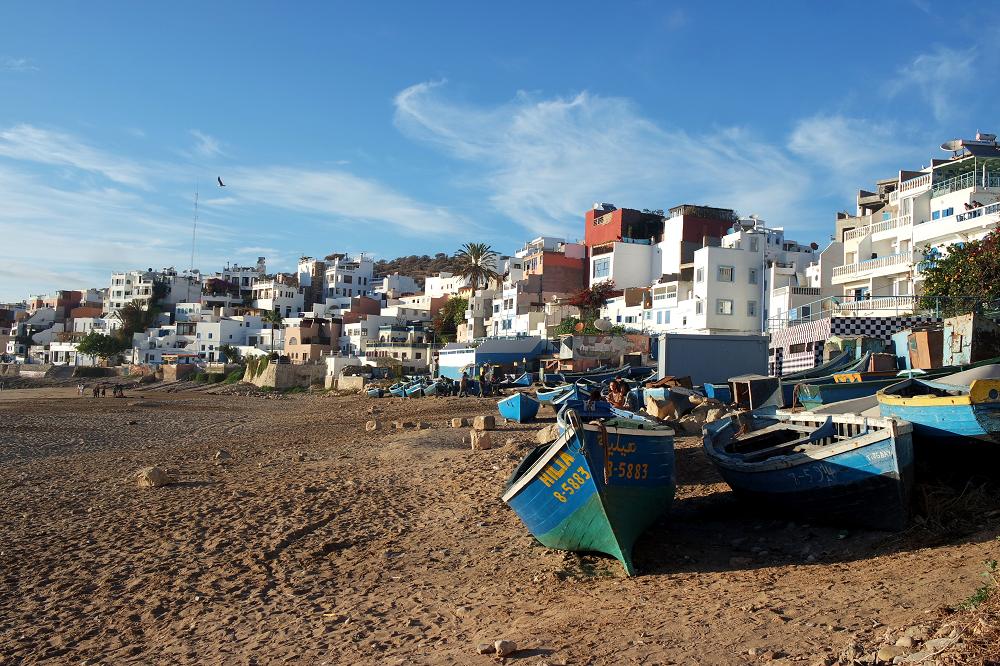 Tagzahout Morocco