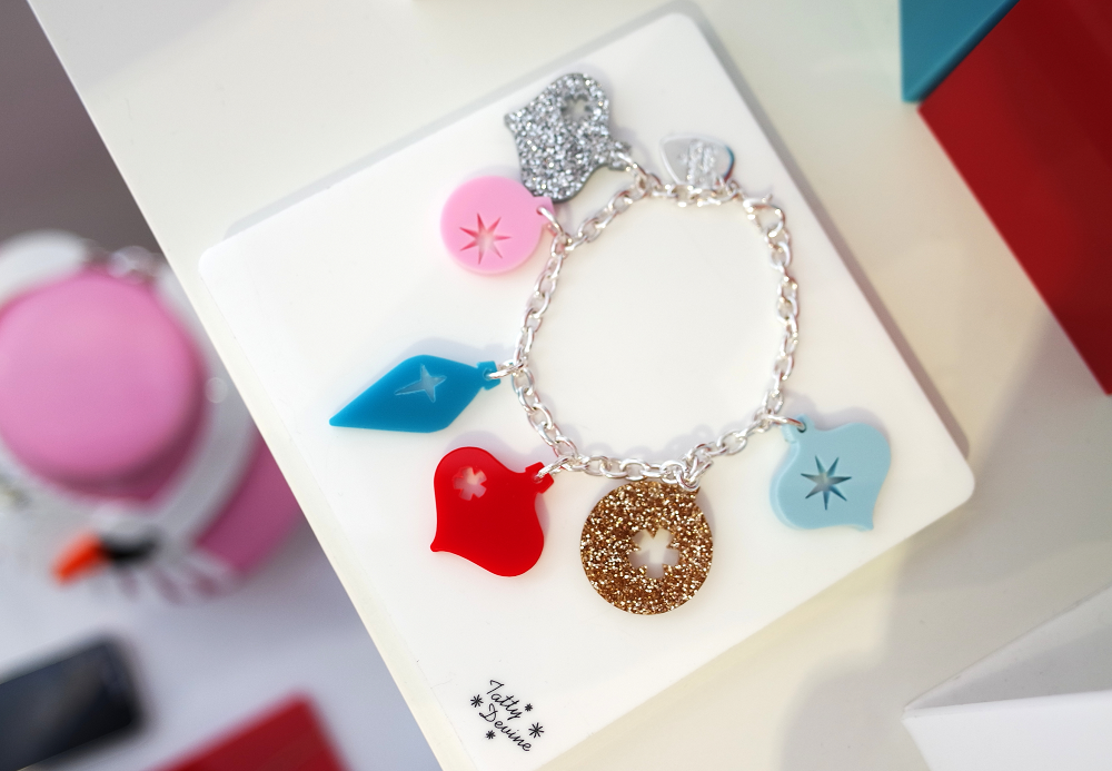 Tatty Devine Bauble Bracelet