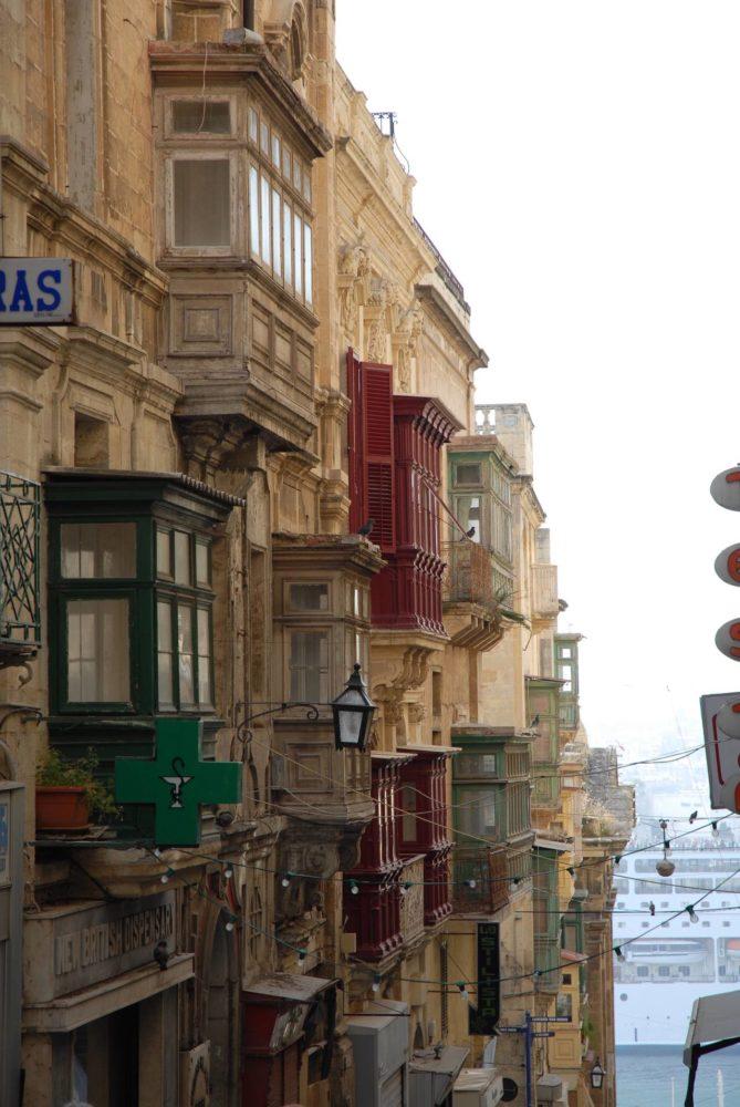 Valetta, Malta architecture