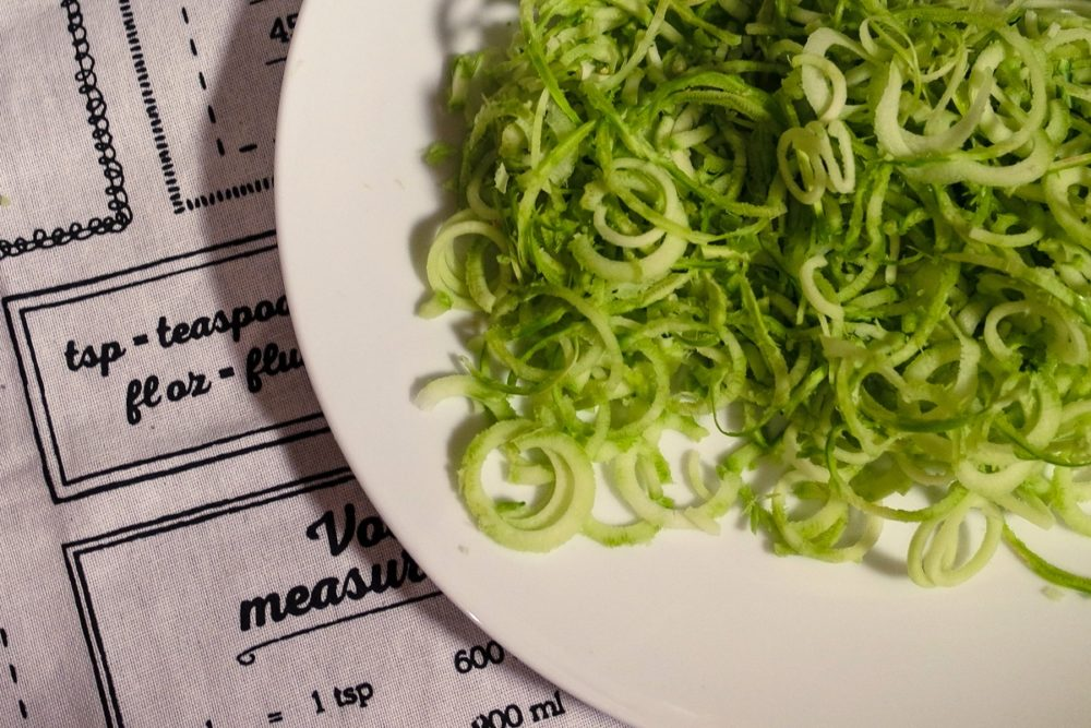 Broccoli Spiralizer