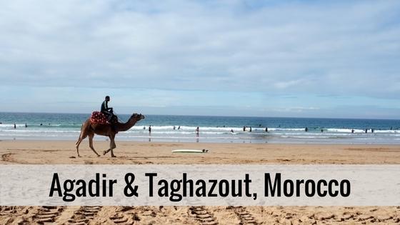 Agadir & surrounds, Morocco