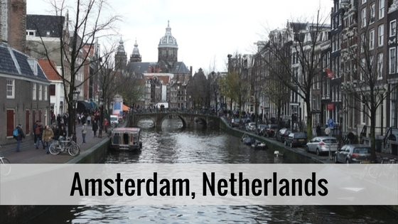 What to do in Amsterdam, Netherlands