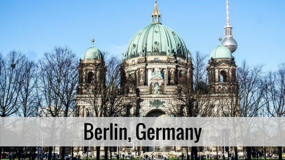 Blog posts about Berlin, Germany