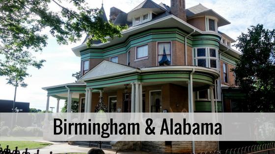 Blog posts about Birmingham and Alabama