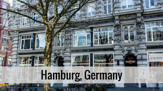 Blog posts about Hamburg