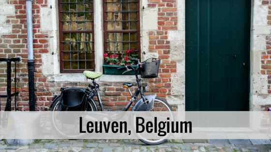 Blog posts about Leuven, Belgium