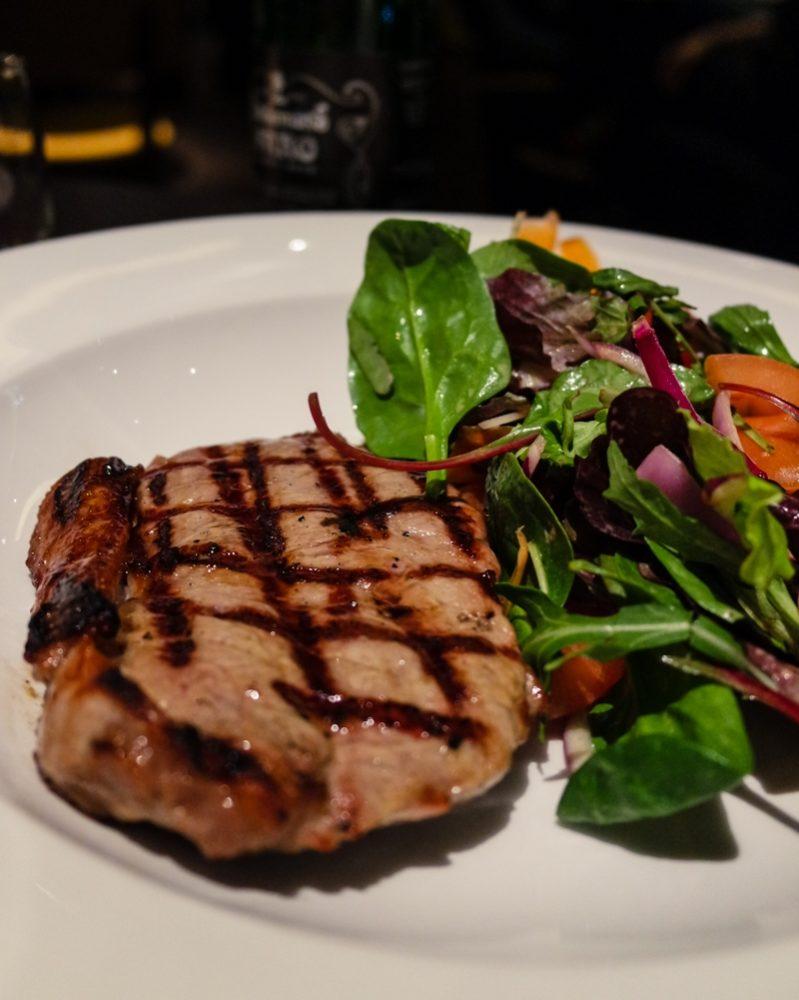 Steak at Belgo King's Cross - Belgian Restaurant in London