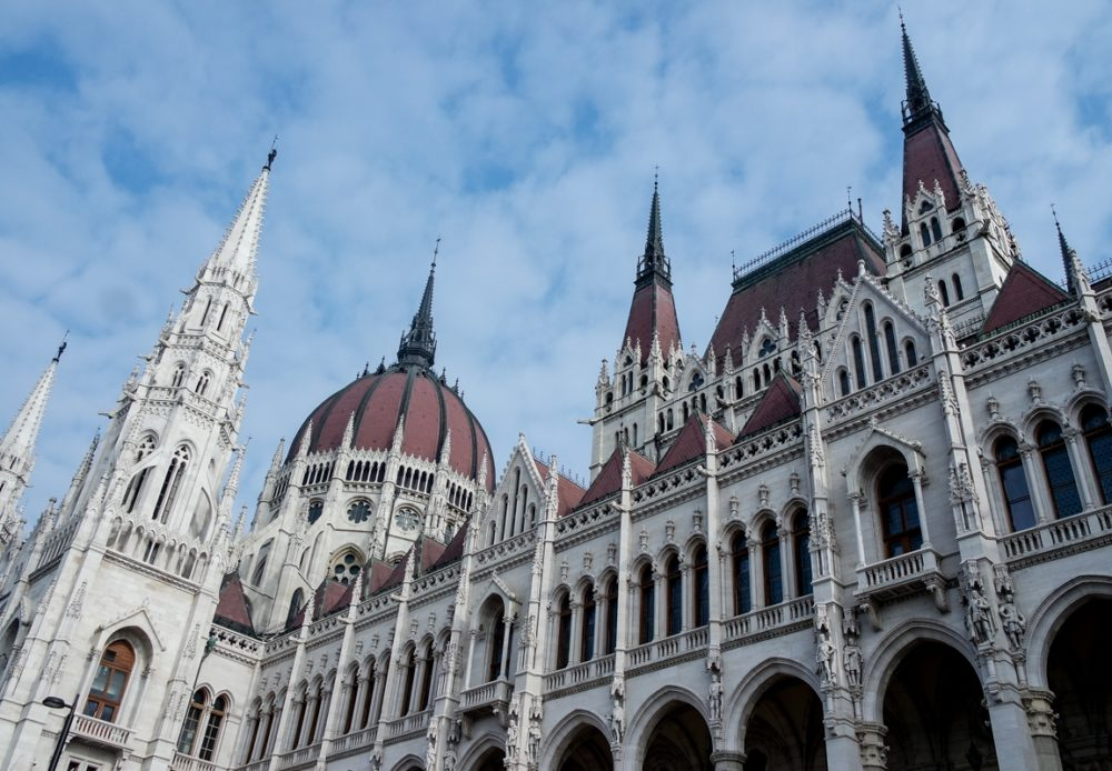 Things to do in Budapest: Houses of Parliament