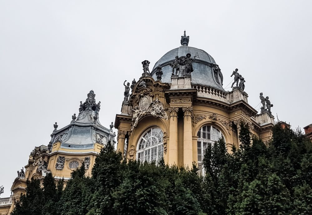 Things to do in Budapest: Vajdahunyad Castle