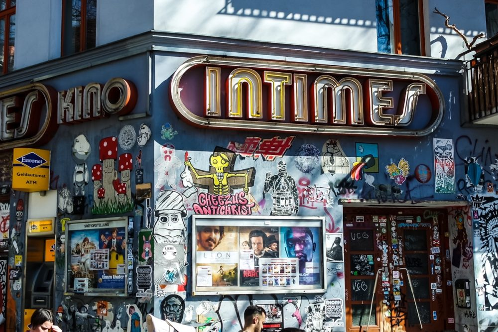 A Berlin weekend city break itinerary: Alternative Berlin Tour