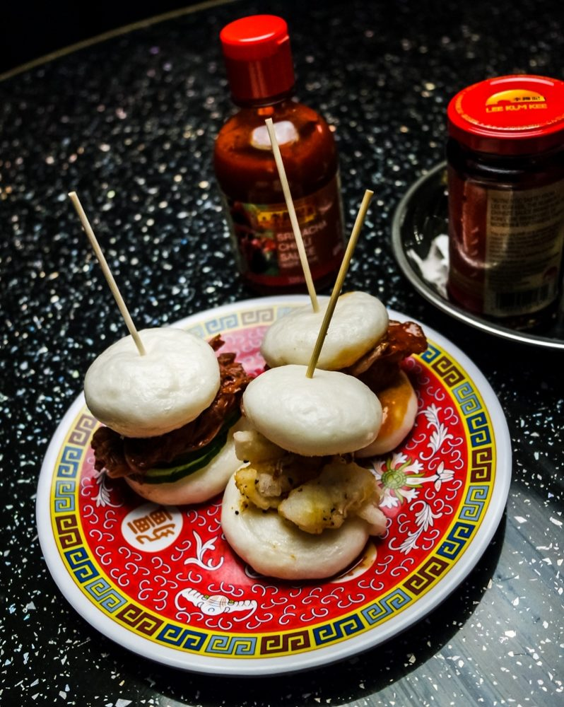 The Bao Bar at Cha Chaan Teng with Jeremy Pang