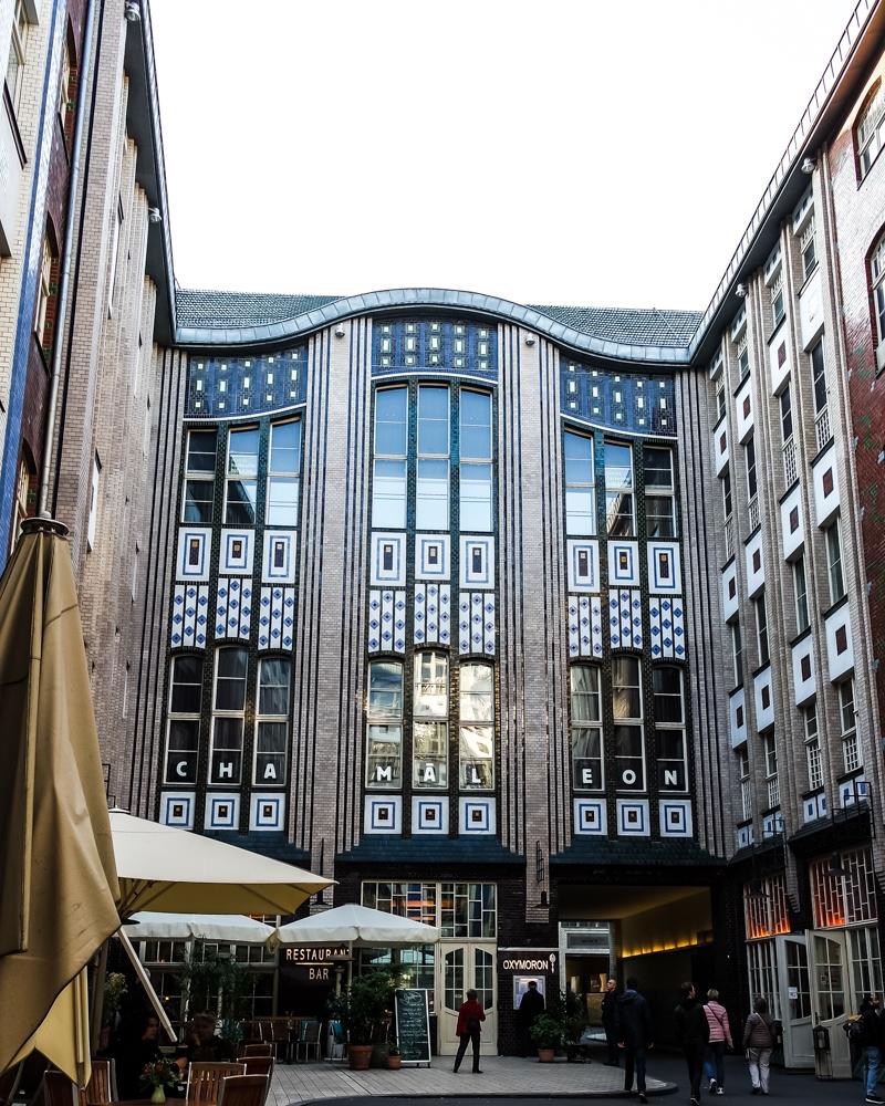 Chamaeleon Theatre, Berlin