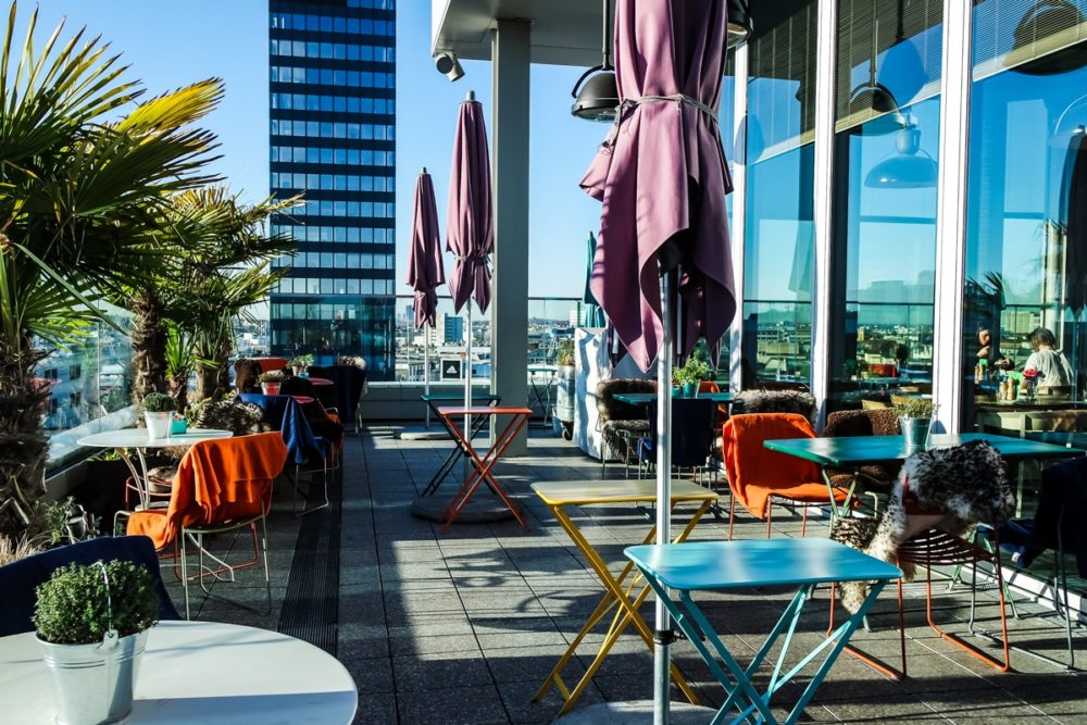 A Berlin weekend city break itinerary: 25hrs Bikini Hotel