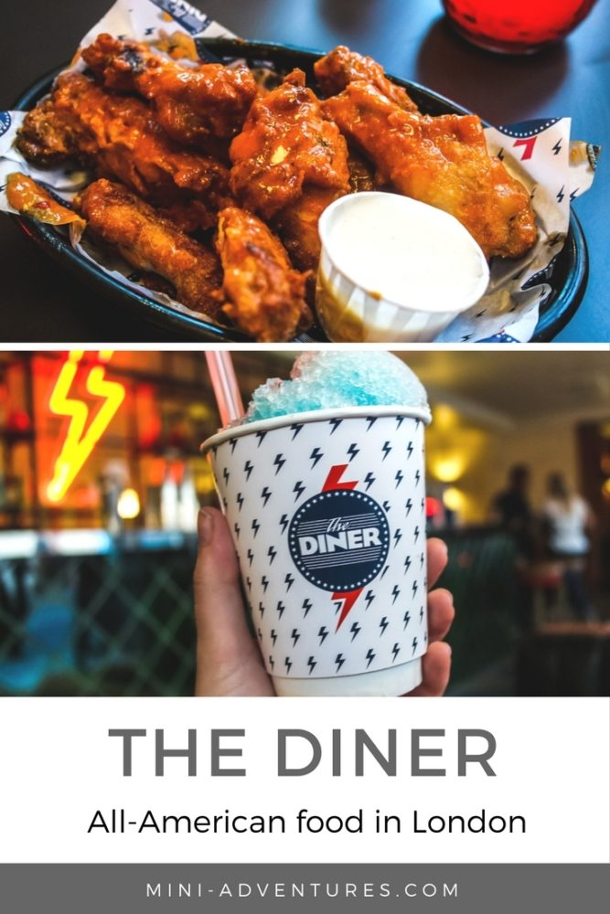 Looking for all-American food served up authentic diner style in London? The Diner is the place to be for burgers, hotdogs, wings, milkshakes and much more!