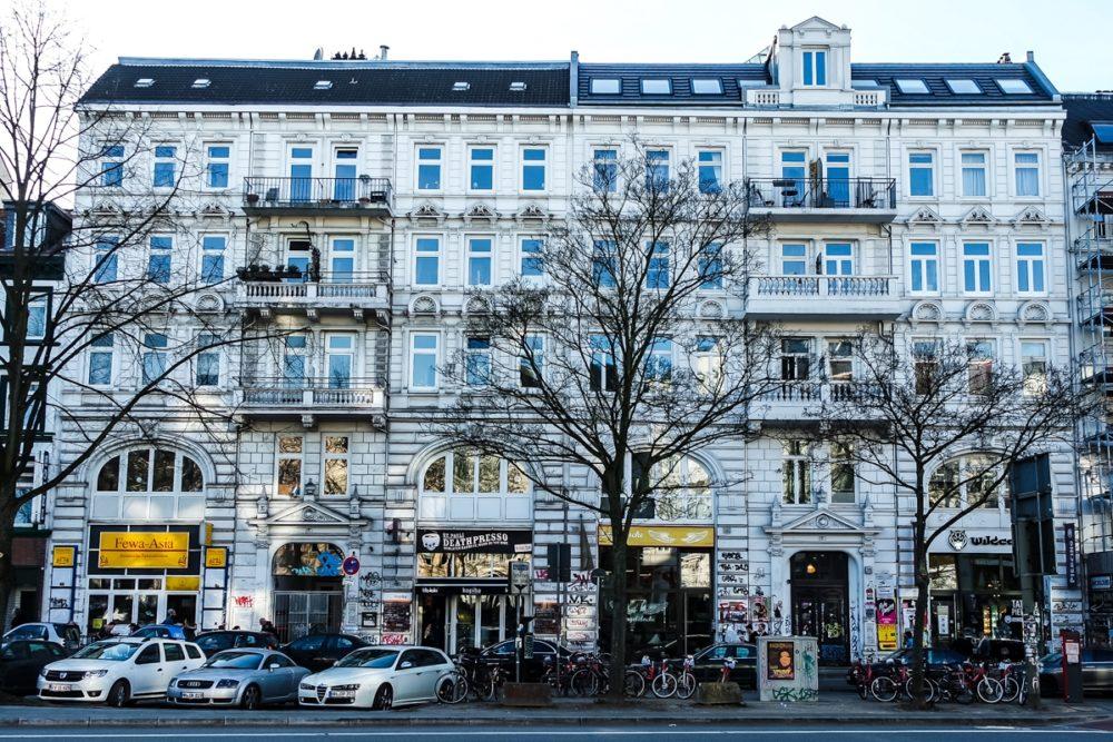 Two days in Hamburg