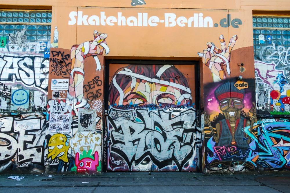 Skatehalle Berlin