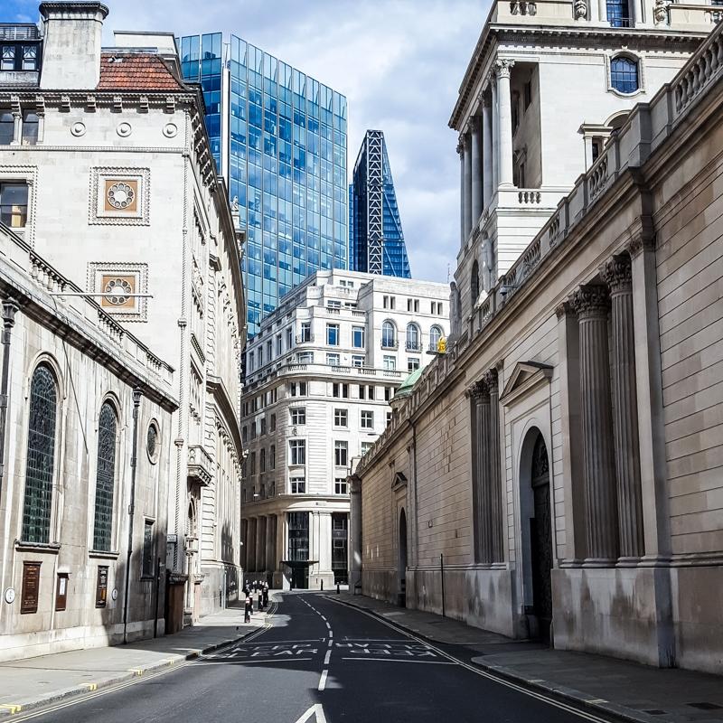 Films set in London
