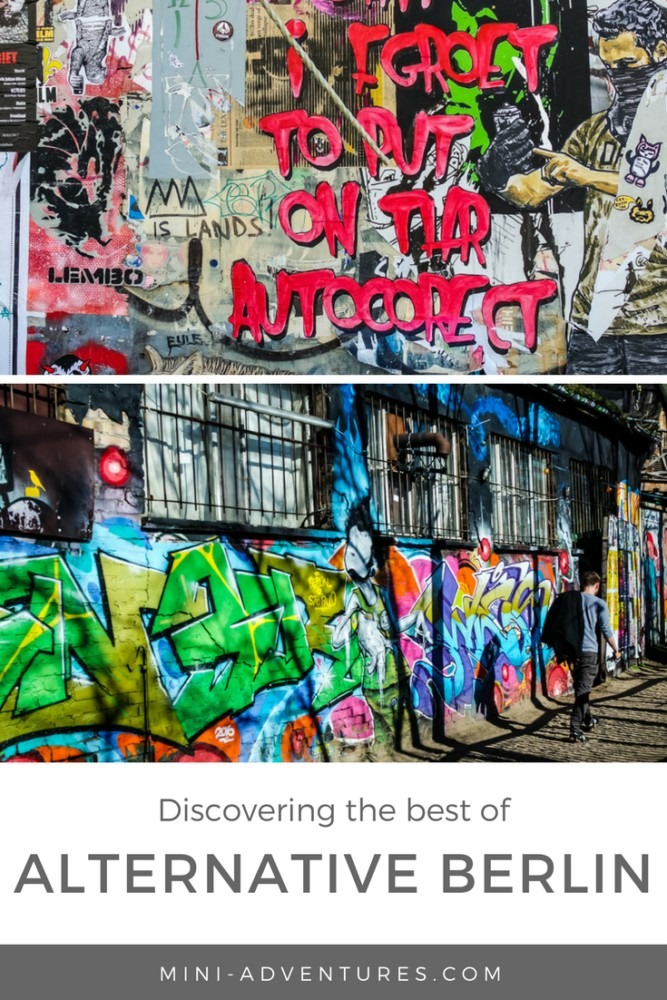 Berlin's art scene and subcultures are one of the most fascinating aspects - find out the best way to see the highlights, from street art to urban beach life!