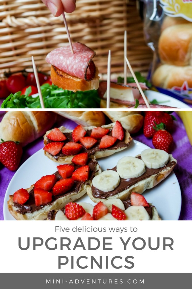 Looking to upgrade summer picnics? Here are five brioche ideas that are guaranteed to impress!