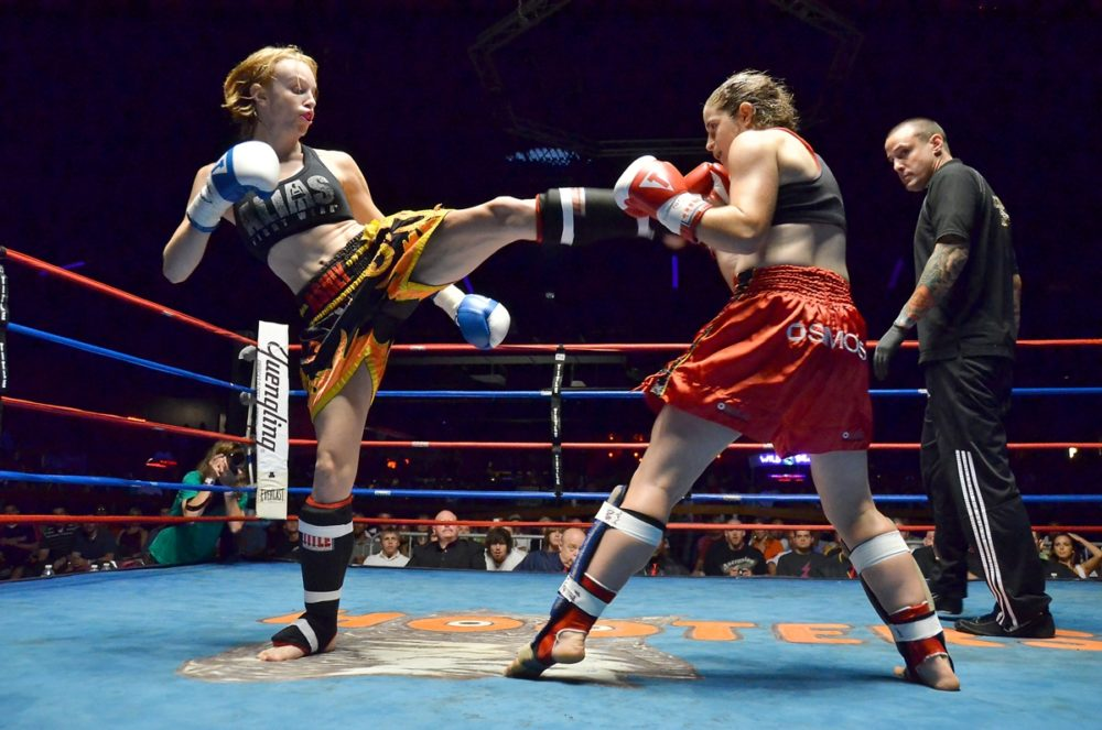 Womens Muay Thai | Thailand Bucket List