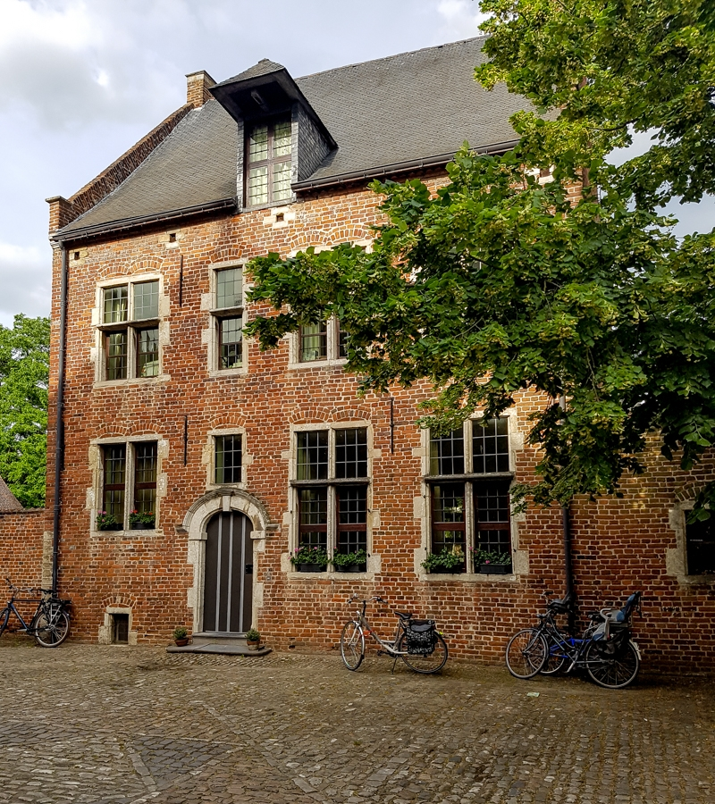 Best Things to do in Leuven: Leuven City Guide: Grand Beguinage, Leuven