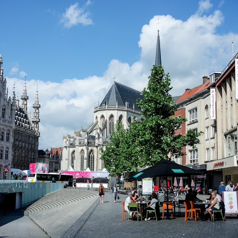 A weekend break in Leuven