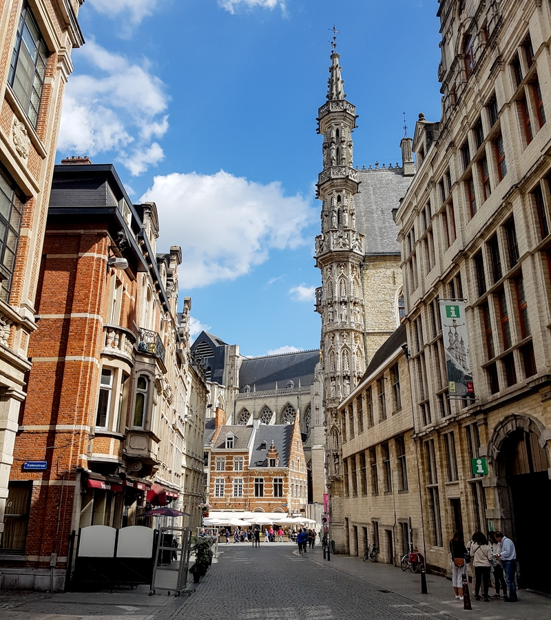 Weekend city break in Leuven