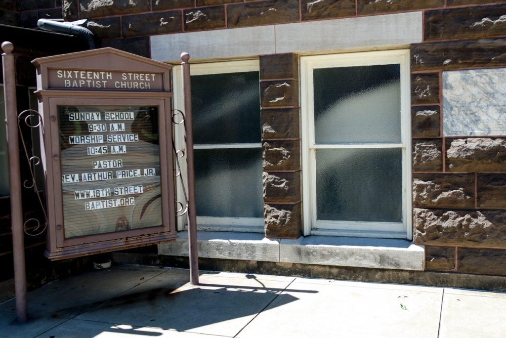 Sixteenth Street Baptist Church, Birmingham, Alabama