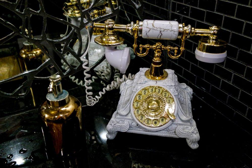 The Marble Ring speakeasy, Birmingham