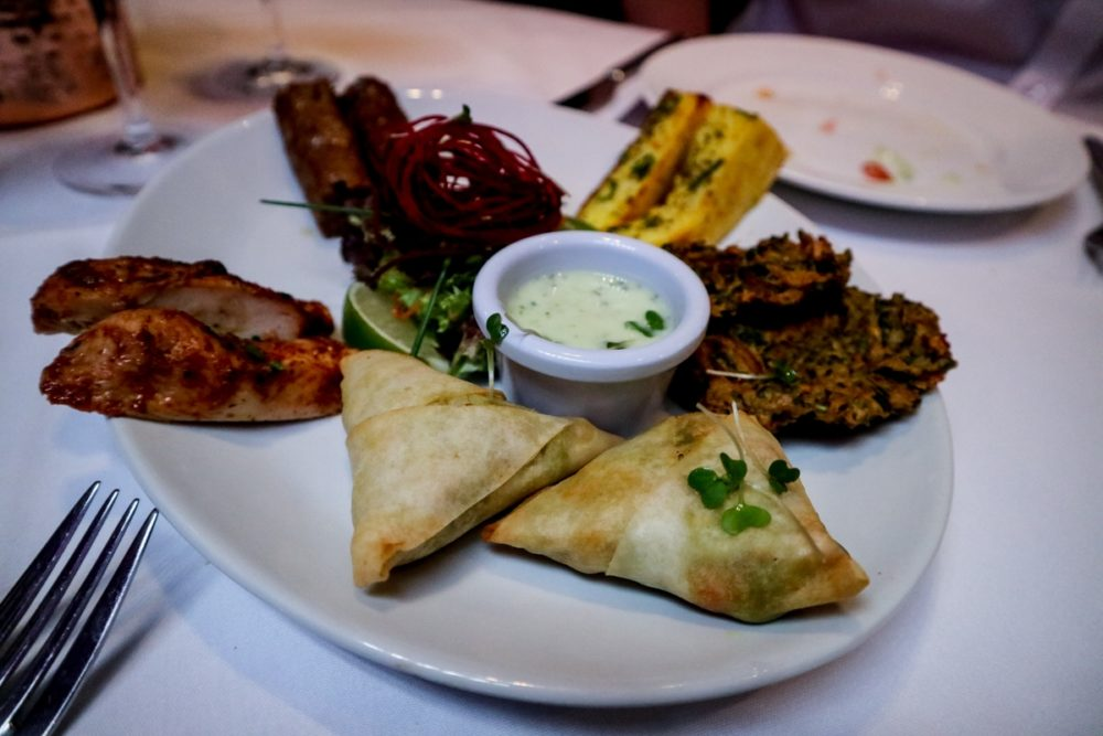 Review an intimate indian feast at anokha mini adventures for Anokha cuisine of india novato