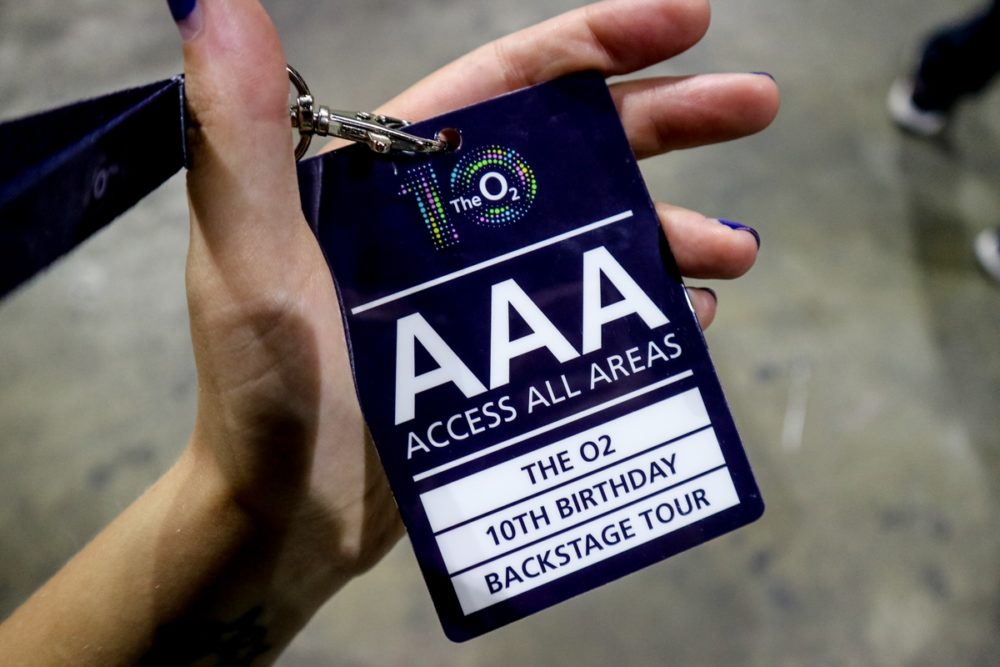 Access all Areas at The O2 Arena, London | Mini Adventures