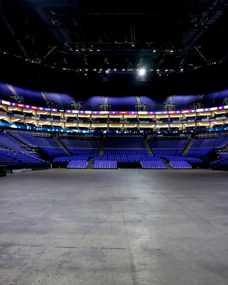 The O2 Arena, London | Mini Adventures