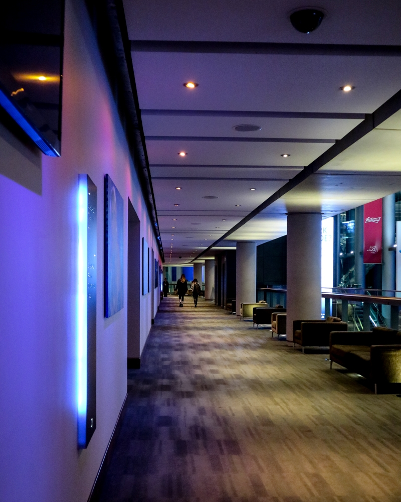 Executive suites at The O2 Arena, London | Mini Adventures