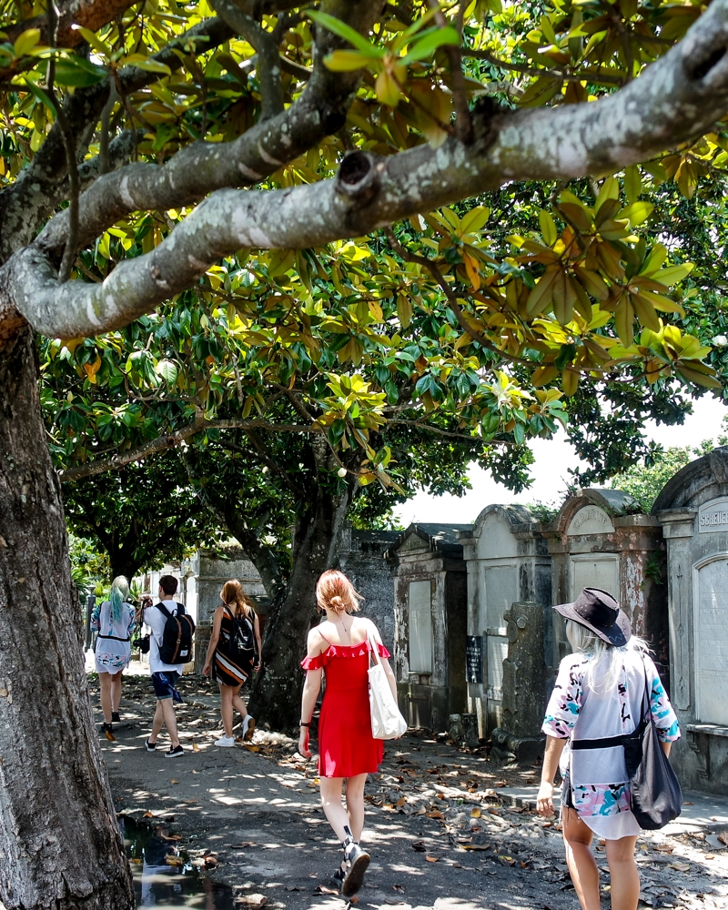 Lafayette Cemetery No.1, New Orleans