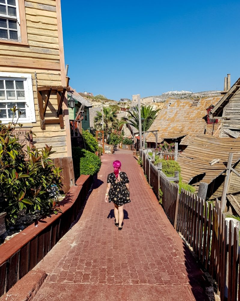 Popeye Village, Malta | Mini Adventures