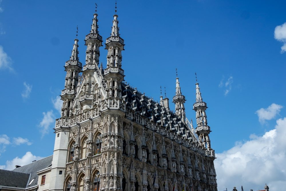 Leuven City Guide: Leuven Town Hall