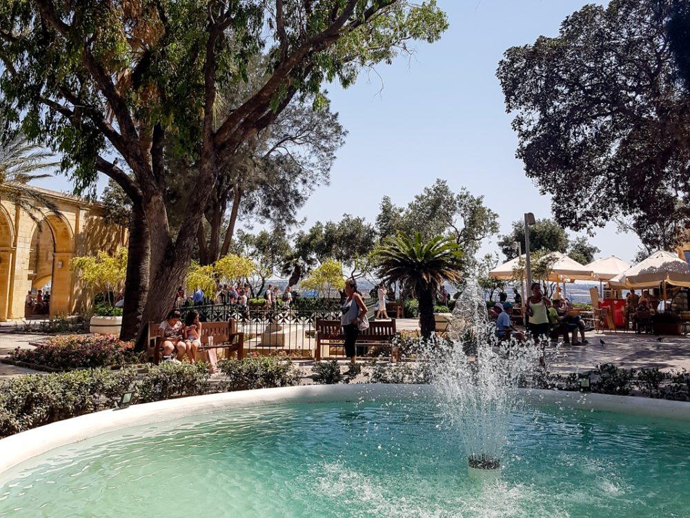 Upper Barraka Gardens