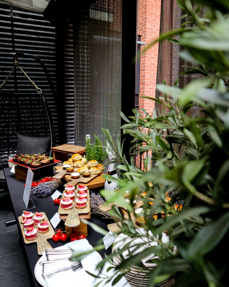 An international afternoon tea at the May Fair Hotel | Mini Adventures