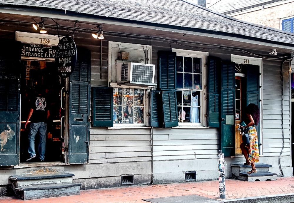 Marie Leveau's House of Voodoo in New Orleans | Mini Adventures
