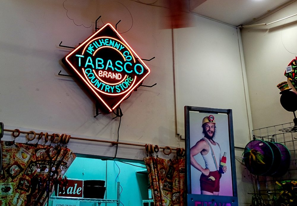 Tabasco store in New Orleans | Mini Adventures